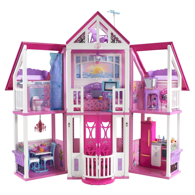 Barbie en la Princesa y la Cantante La Super Casa de Barbie