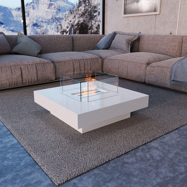 Schotzi Indoor Fireplace Column Black Modern Coffee Tables Coffee Table Design Modern Coffee Table [ 1500 x 1500 Pixel ]