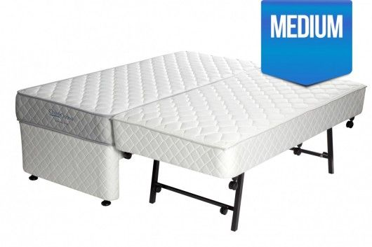 Trundle bed converts to double bed | bedroom | Pinterest | Double ...