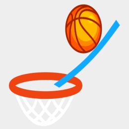 لعبة ذكاء كرة السلة Brain Dunk Games To Play Dunk Play Cube