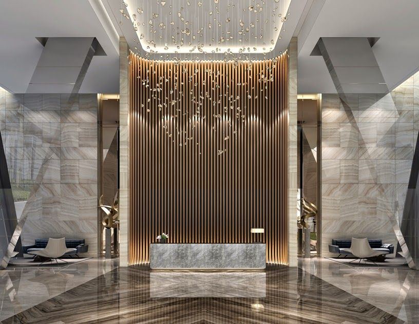 536 Best Reception Desks Images On Pinterest