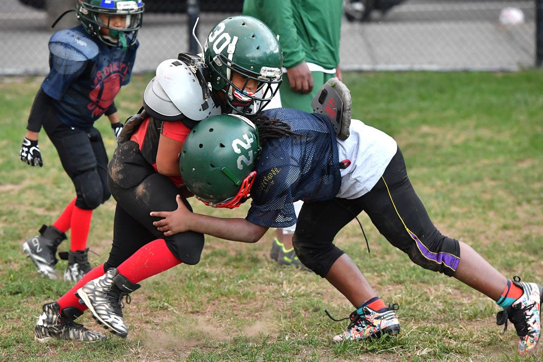 How Nyc Youthfootball Leagues Are Fighting Concussion Problem
