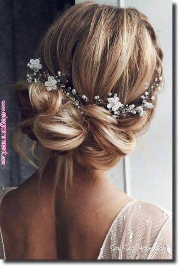 Most Popular Bridal Hairstyles of 2018 The most important condition of being a perfect bride is to have a great hairstyle. You can be a wonderful bride with a hairstyle that suits your preferred wedding dress and wedding theme. In 2018 we