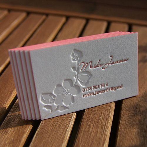 Druckerei Eisenhardt | Letterpress