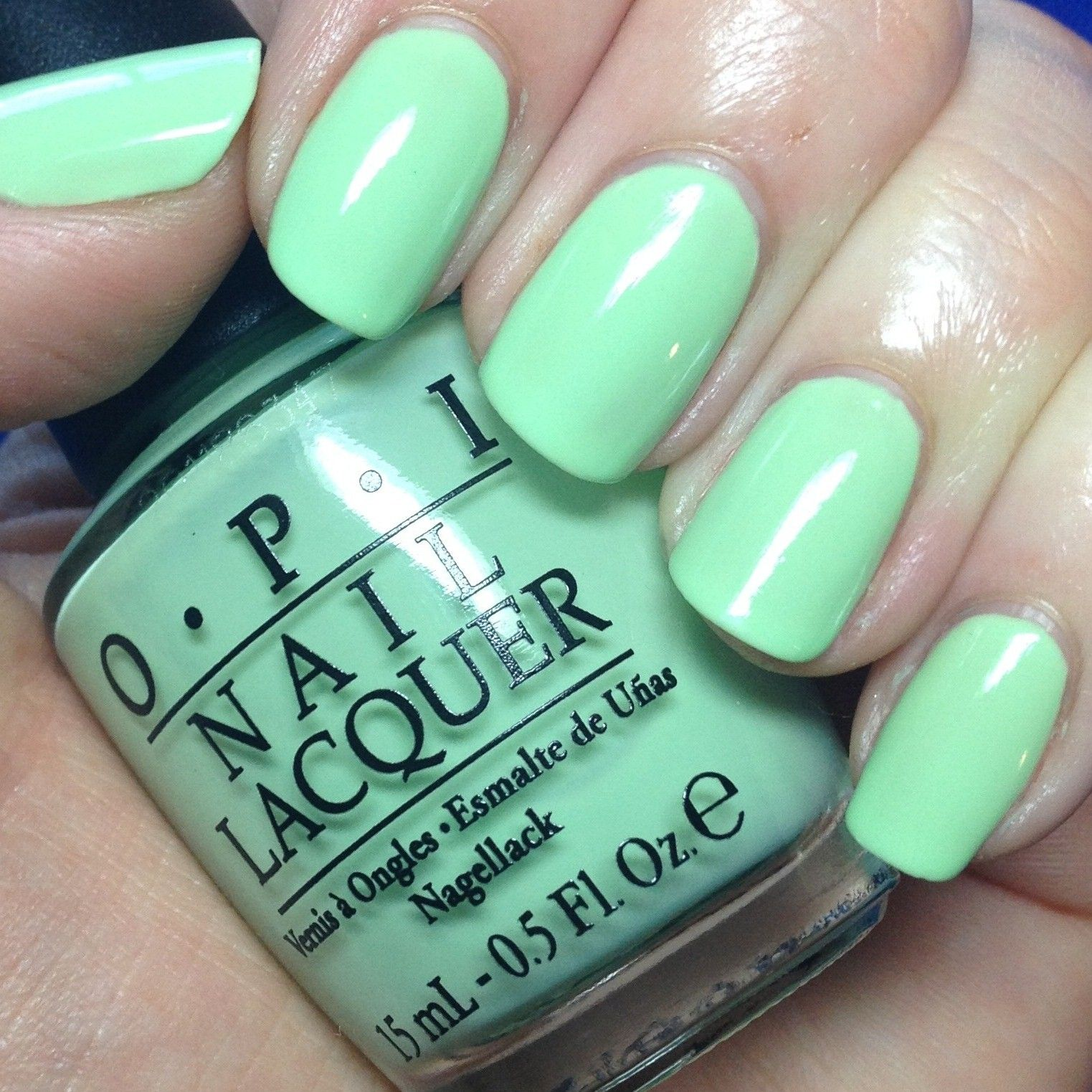 OPI gargantuan green grape | Nail obsession | Pinterest