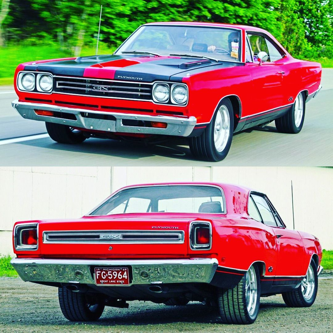 1969 Plymouth GTX Facts⬇️⬇️⬇️⬇️⬇️⬇️⬇️⬇️ Engine