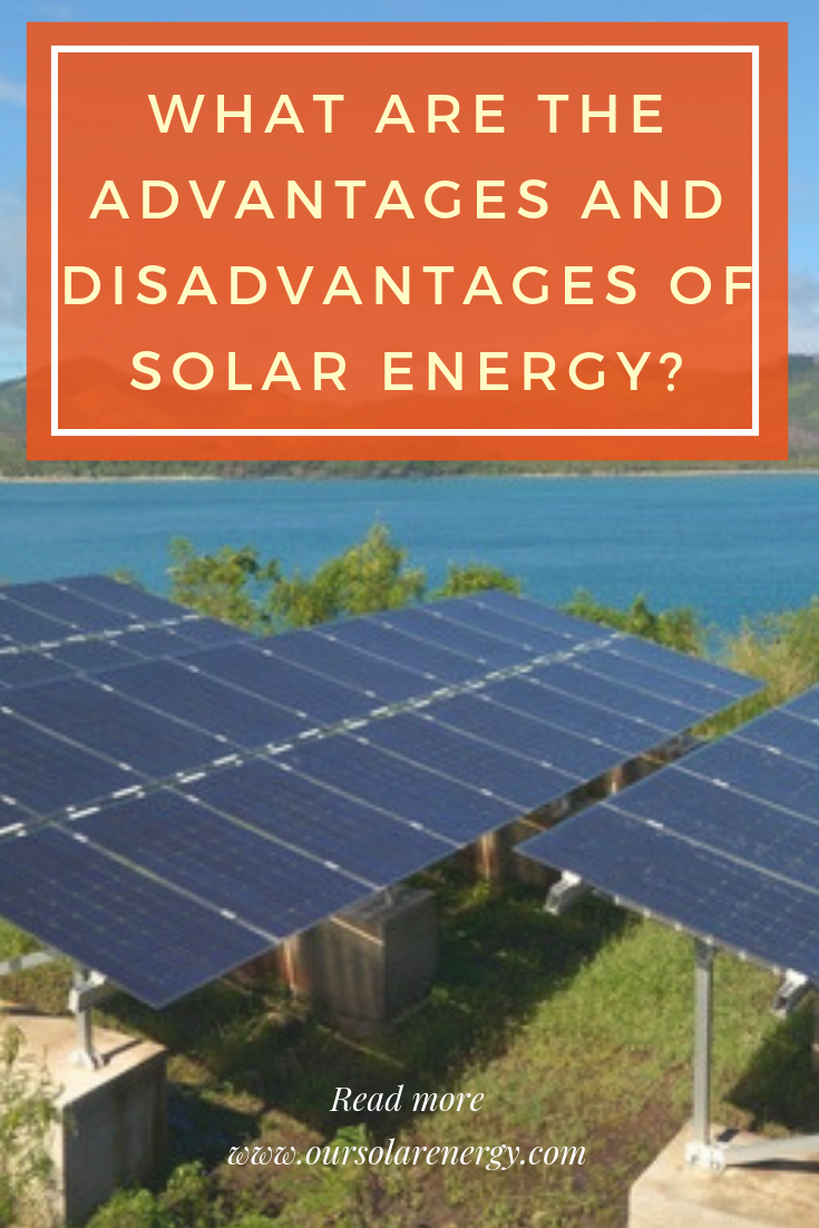 Questions And Answers About Renewable Energy What Are The Advantages And Disadvantages Of Solar Energy Solar En Solar Solar Energy Diy Solar Power Energy