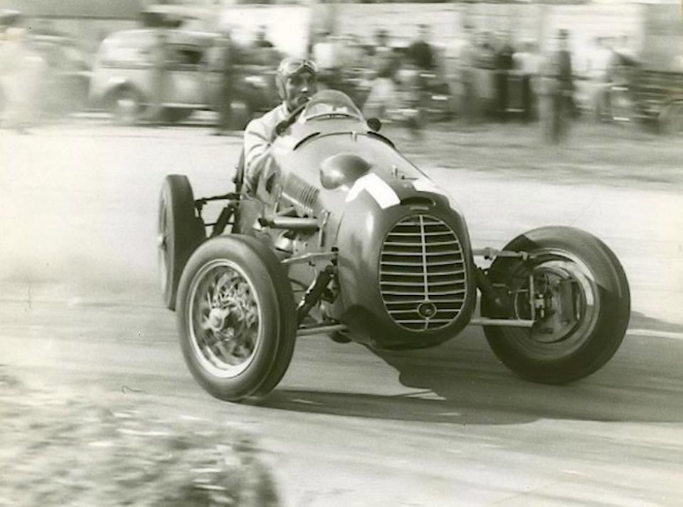 Pin Su Vintage Race Cars