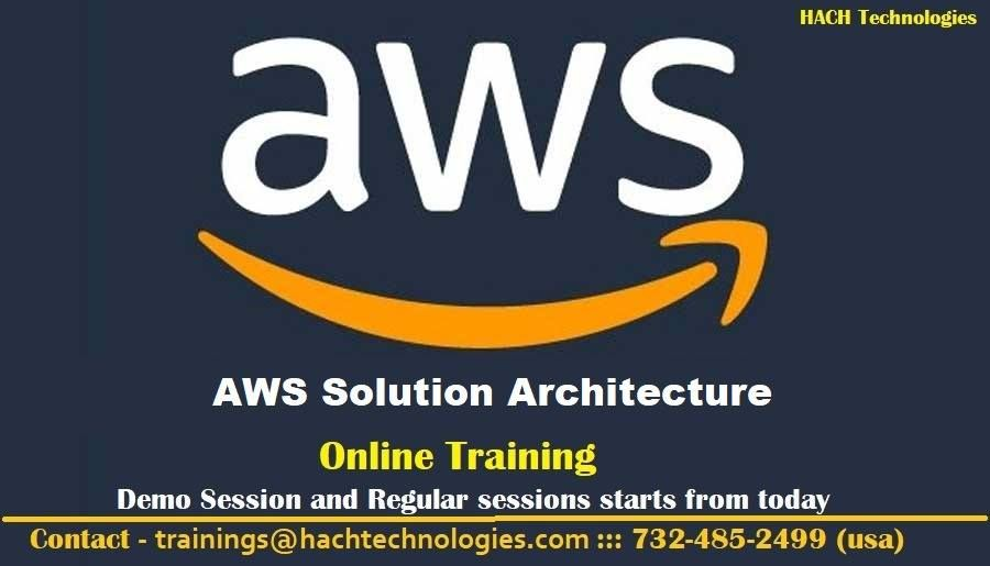Aws online training in texas online training live