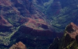 Waimea Canyon – Terra Spectrum - A Land Rainbow