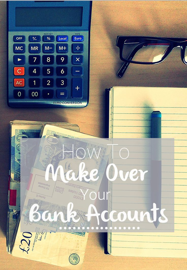 Use This Simple Tweak To Set Up Your Bank Accounts Fo