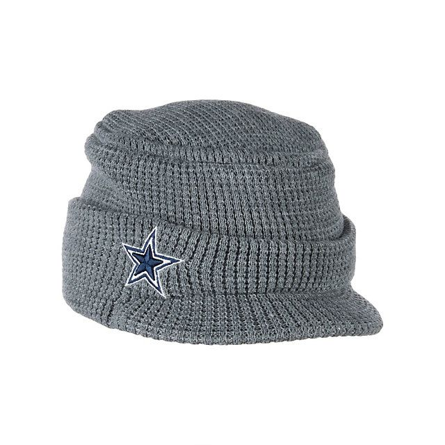 c20a4b8f1ca00 Dallas Cowboys New Era Women s Snow Sergeant Knit Cap