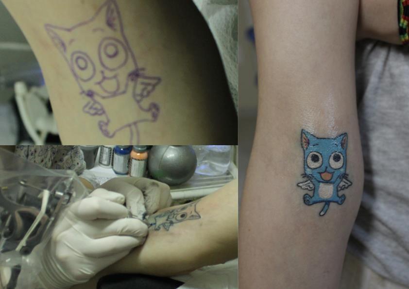 c75c88bb5 Happy - Fairy Tail #amoanime | Fairy tail | Fairy tail tattoo ...