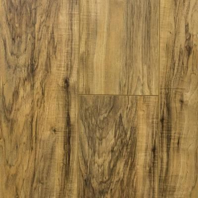 TrafficMASTER Lakeshore Pecan 7 mm Thick x 723 in Wide x 5058