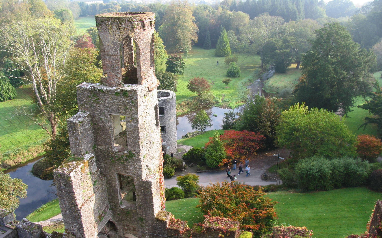 Blarney Castle Ireland Wallpapers For Pc Castles In Ireland Fall Foliage Castle