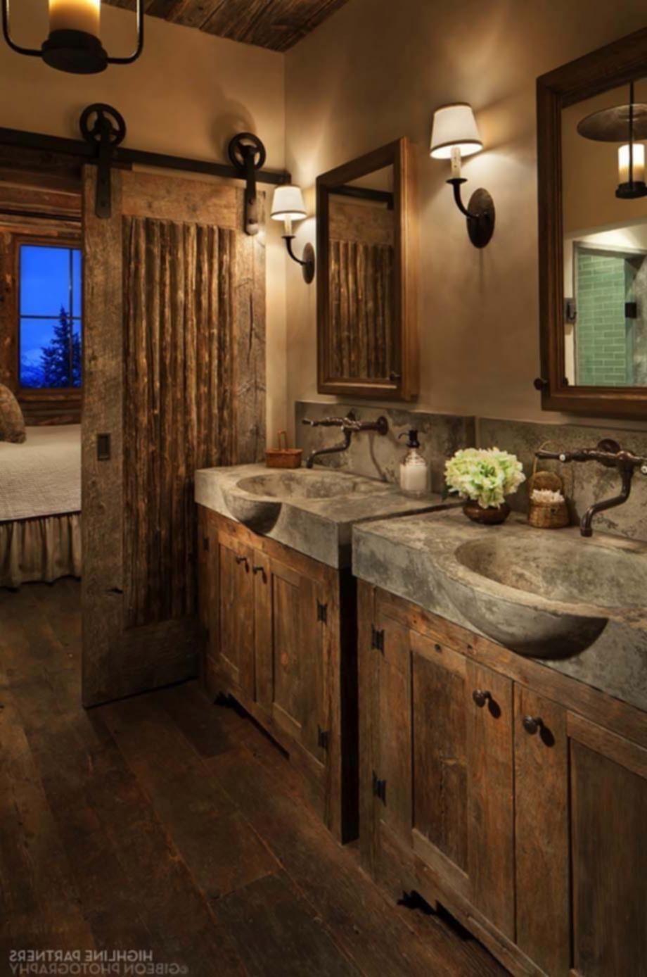 Country Themed Bathroom Decor Diy