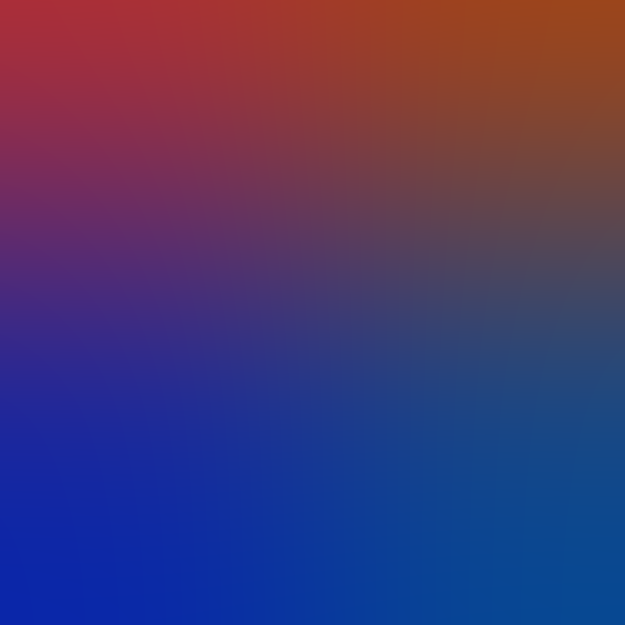 Red And Blue Fade Background