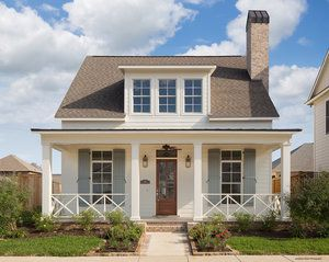 Pin By Kara Pittman On Cottages House With Porch