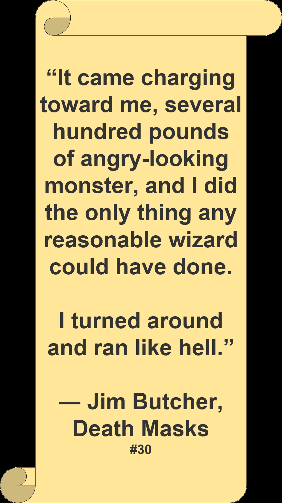 Fantasy Book Quotes Jim Butcher