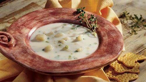 home style potato soup