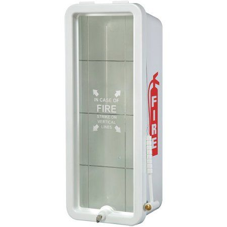 Awesome Plastic Fire Extinguisher Cabinets
