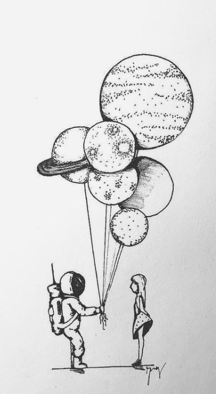 Dibujos A Lapiz Arte Garabateado Arte Del Bosquejo Produccion Artistica