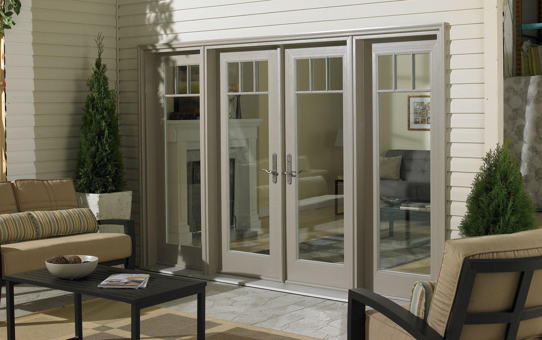Patio door our ultra patio door swing collection incorporates