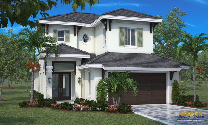 St John Model House Plan
