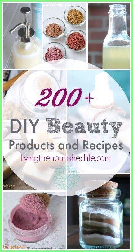 #Hautpflege-Rezepte-50+ Hautpflege – 200+ DIY Beauty Produkte und DIY Beauty Rez…,  #Beauty…