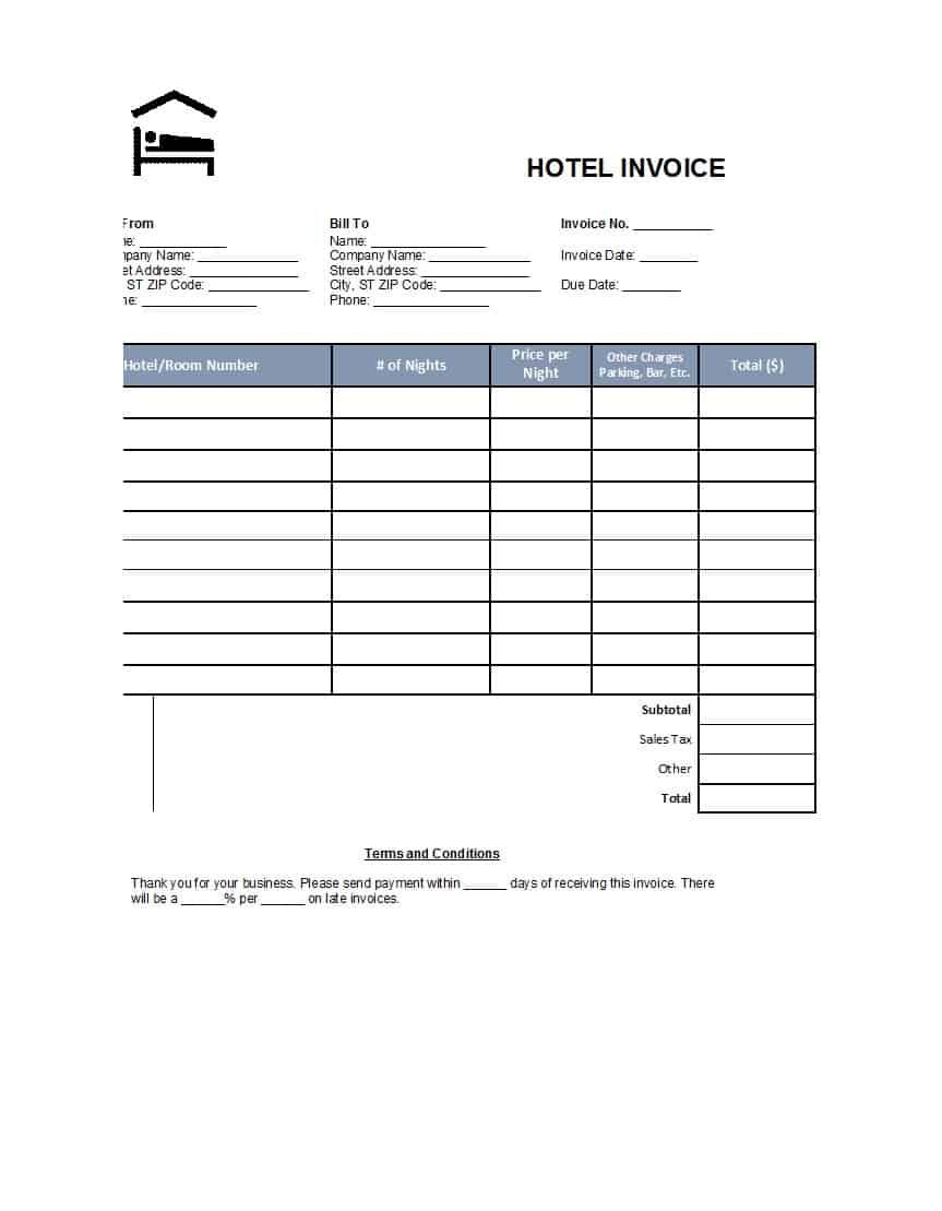 33 [Real & Fake] Hotel Receipt Templates ᐅ Template Lab pertaining to Fake Credit Card Receipt ...