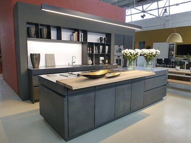 Leicht Concrete Basilica | Interior Design | Pinterest | Küche ...