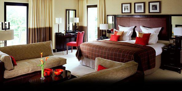 Luxury Hotel Room Scotland