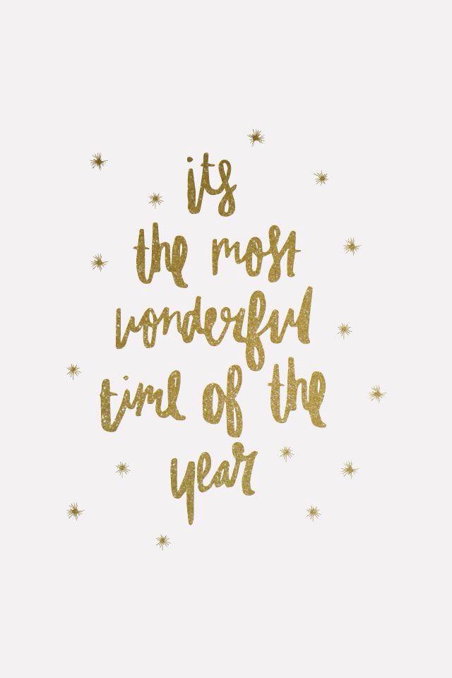 E O Momento Mais Maravilhoso Do Ano Happy Holidays
