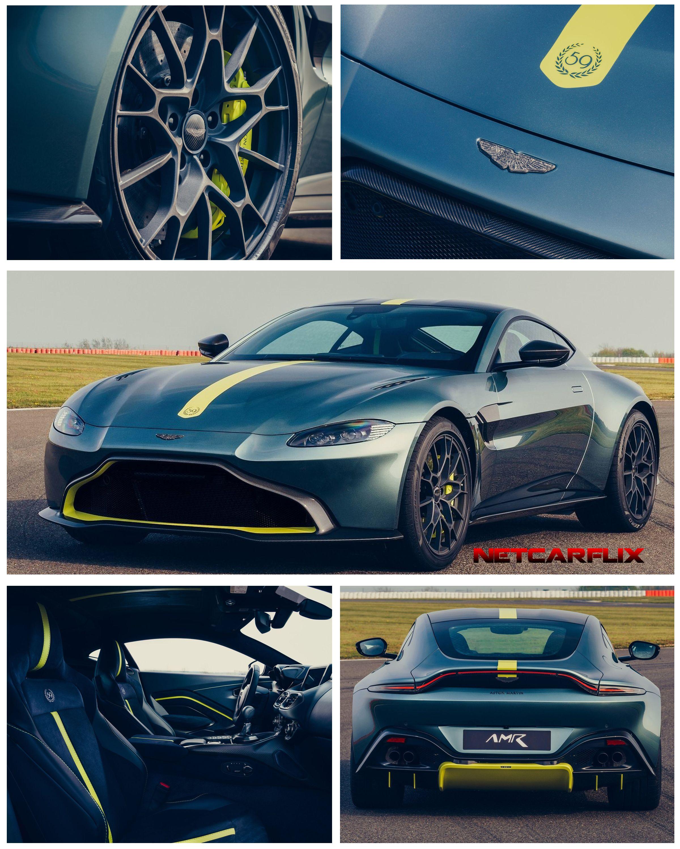 2020 Aston Martin Vantage Amr Autos