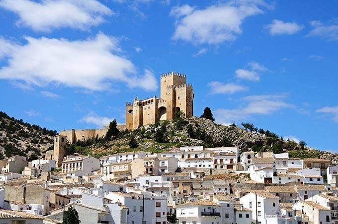 Castillo de Vélez-Blanco, Almería, Andalucía