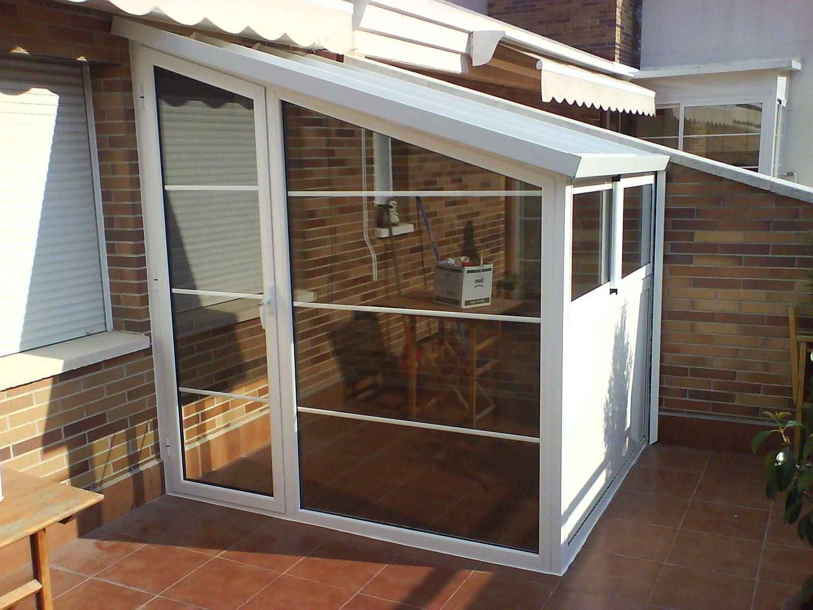 Decoracion Cerramientos De Aluminio Decoraciones De Casa Diseno De Terraza