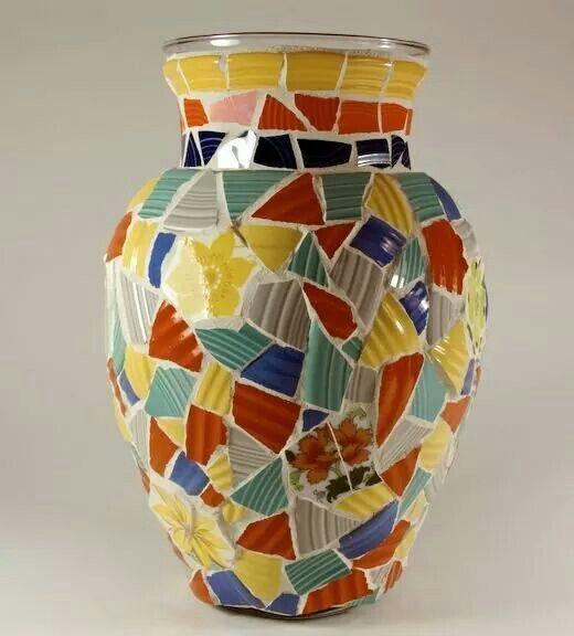 Broken Fiestaware Vase Fiestaware Kitchen Ideas Pinterest