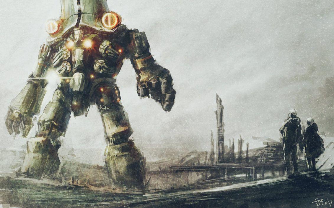 Pacific Rim-Cherno Alpha by flyYZ   Jaegers vs Kaiju ... Pacific Rim Jaeger Russia
