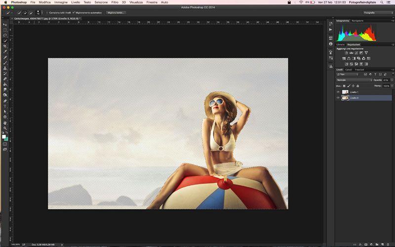 Tutorial Photoshop: come scontornare una foto perfettamente