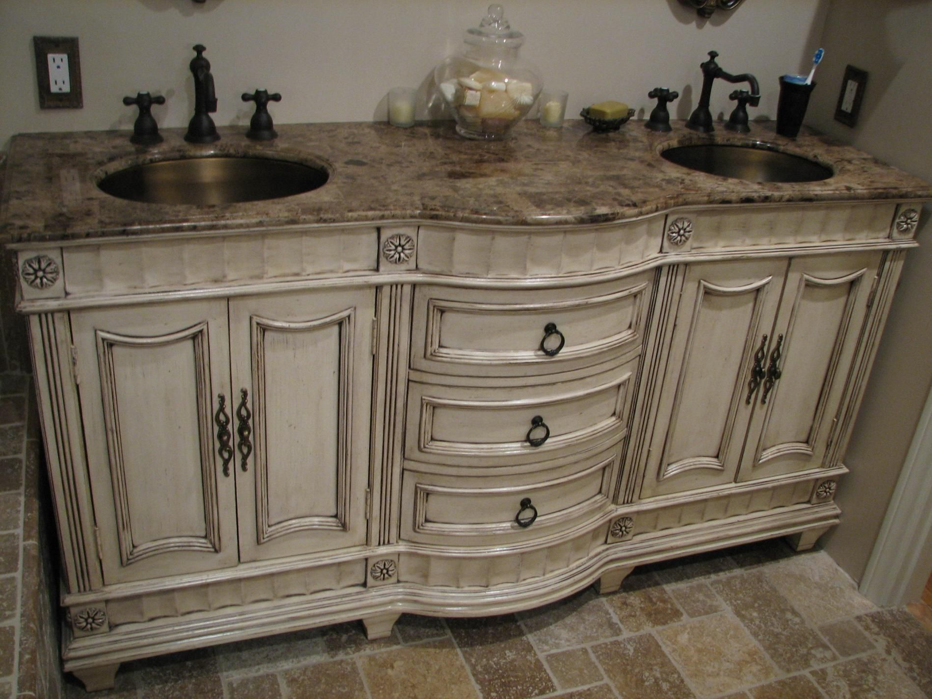 french style bathroom cabinets country vanity sink yes mode 18441