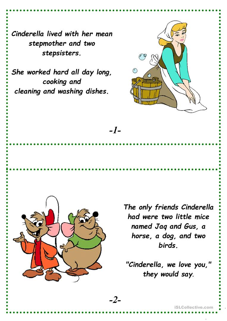 Cinderella Short Story For Kids Google Search [ 1079 x 763 Pixel ]