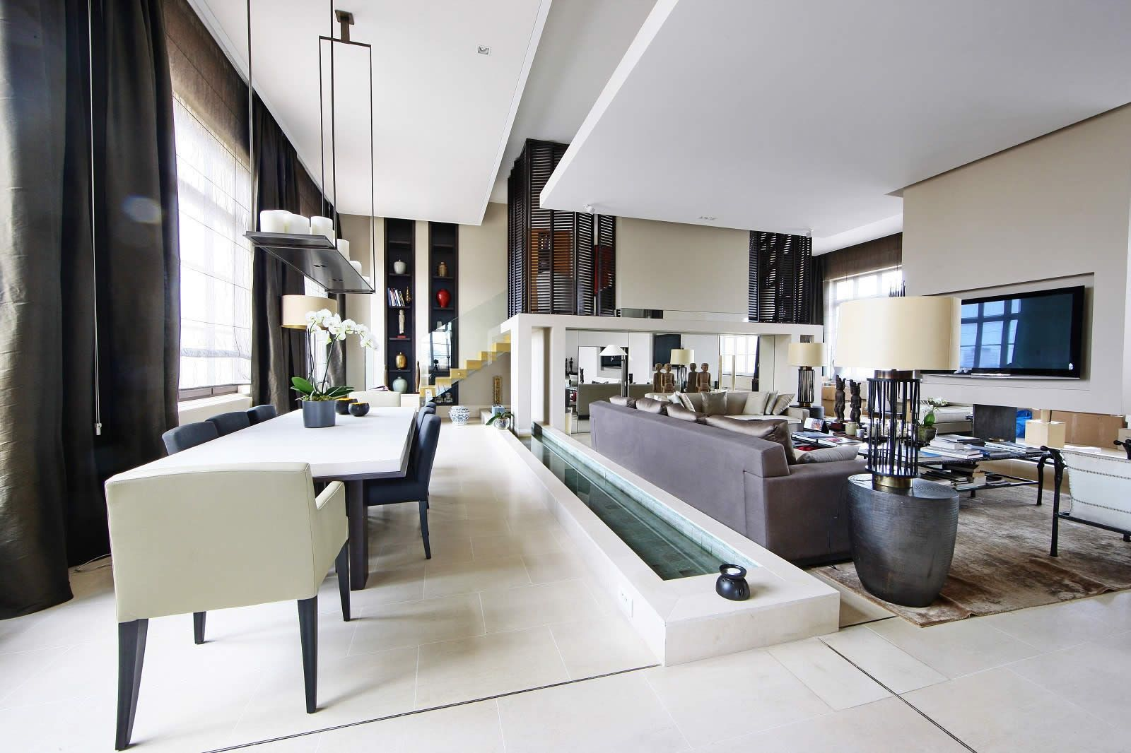D life home interiors life in an apartment of an architect youud love going home if it