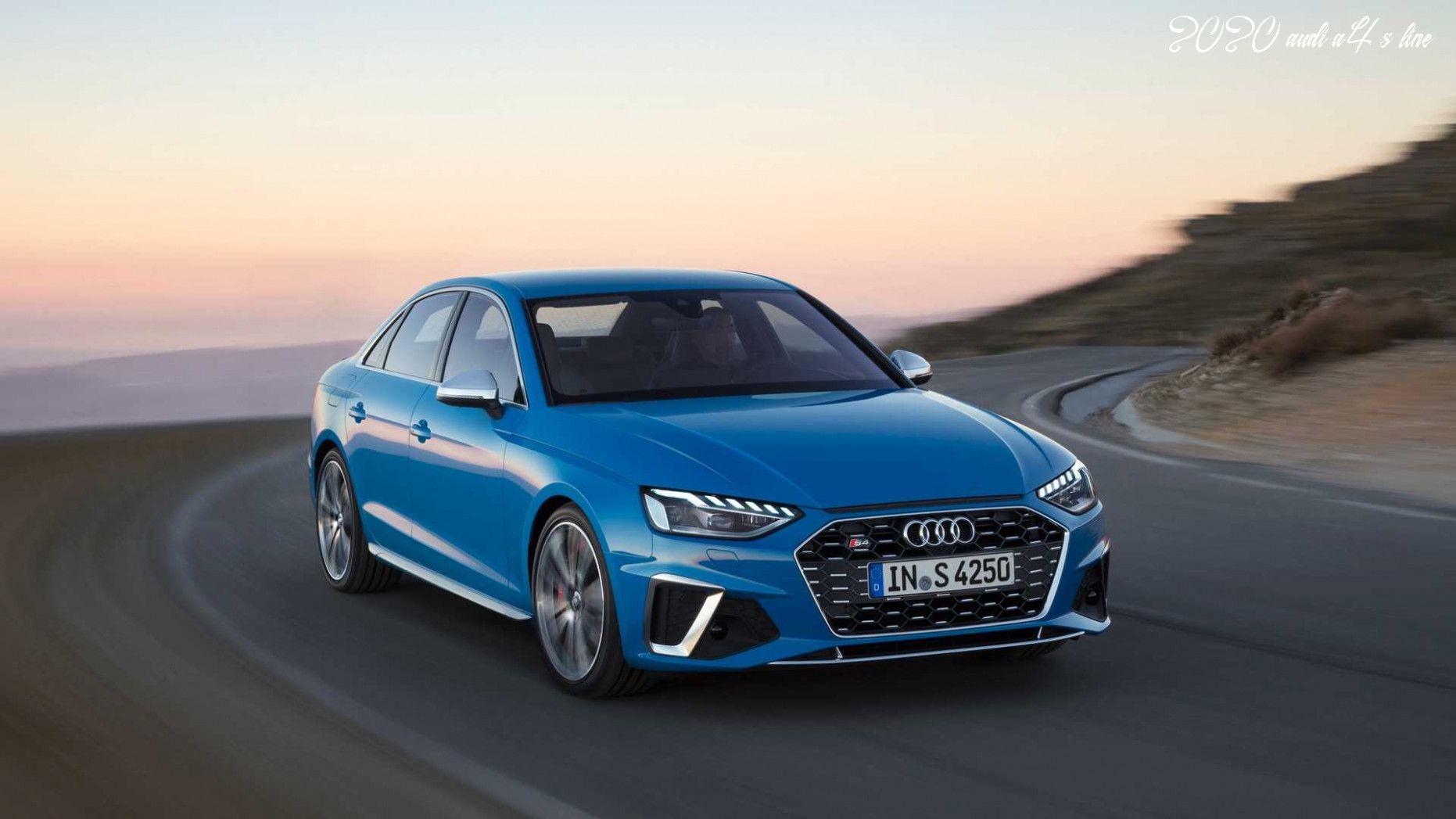 2020 Audi A4 S Line in 2020 Audi s4, Audi, Audi a3 cabriolet
