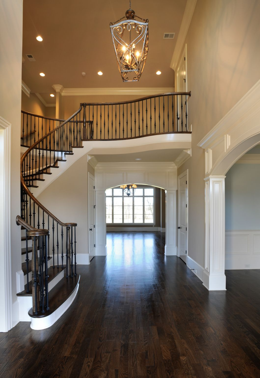 Beautiful Foyer   Foyer design, Dream house interior ...