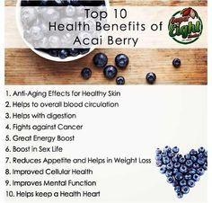 acai benefits
