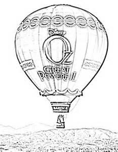 Oz The Emerald City Colouring Pages Wizard Of Oz Color Colouring Pages Printable Coloring Pages