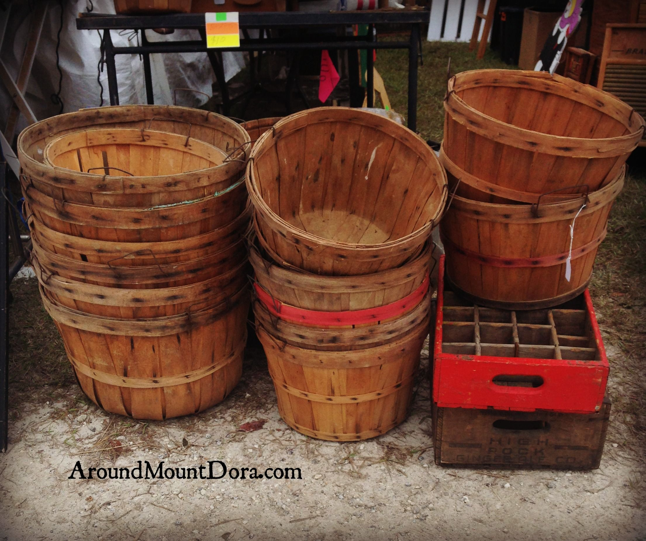 What To Do With A Bushel Basket With Images Bushel Baskets