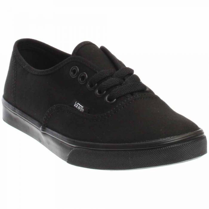 b4d962d0ae9 Vans Authentic Lo Pro Black Skate Shoes and get free shipping on orders  more than  75