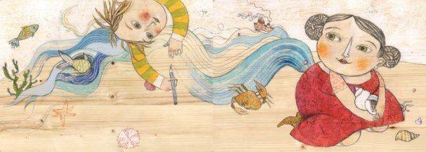 Regalami le ali, di Heinz Janisch, illustrazioni di Selda Marlin Soganci, Donzelli, 2011