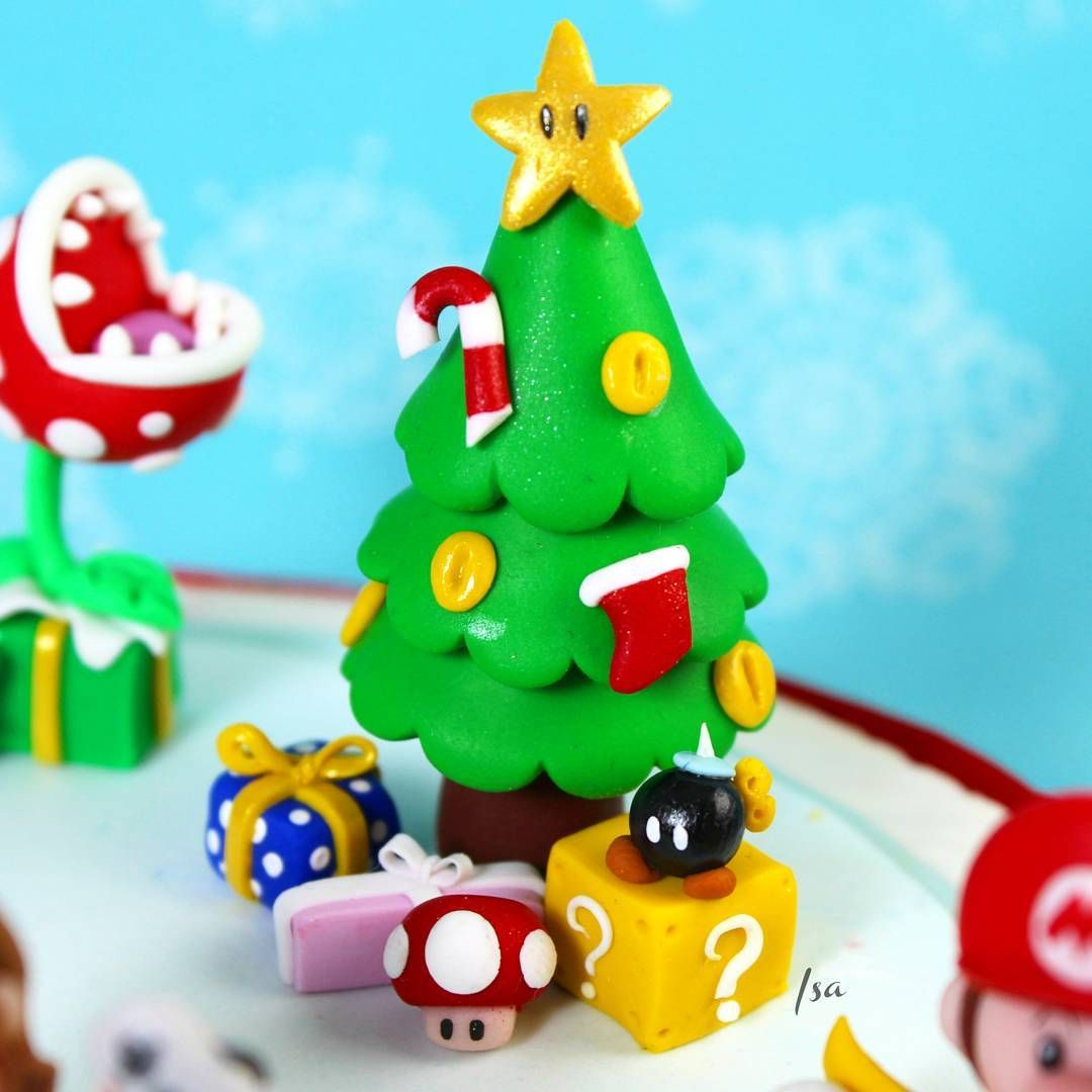Pin by Angelique Zachara on Polymer Clay - Ornaments | Pinterest ...